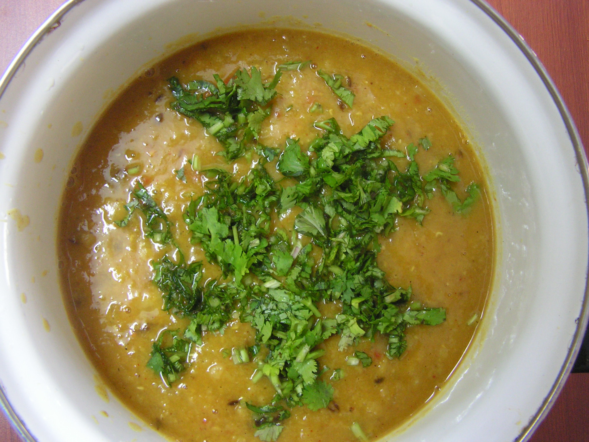 Masala Masoor dal « The Indian Food Court